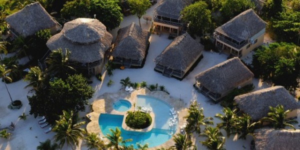 Belize - Ambergis and Caulker Cayes - Portofino - Overview