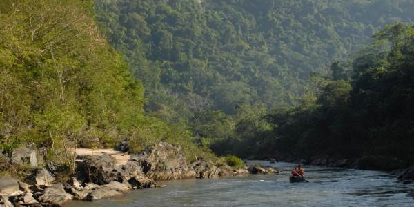 Belize - Cayo District - Black Rock Lodge - River