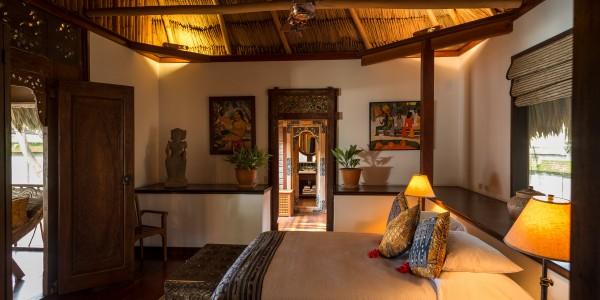 Belize - Placencia - Turtle Inn - Room