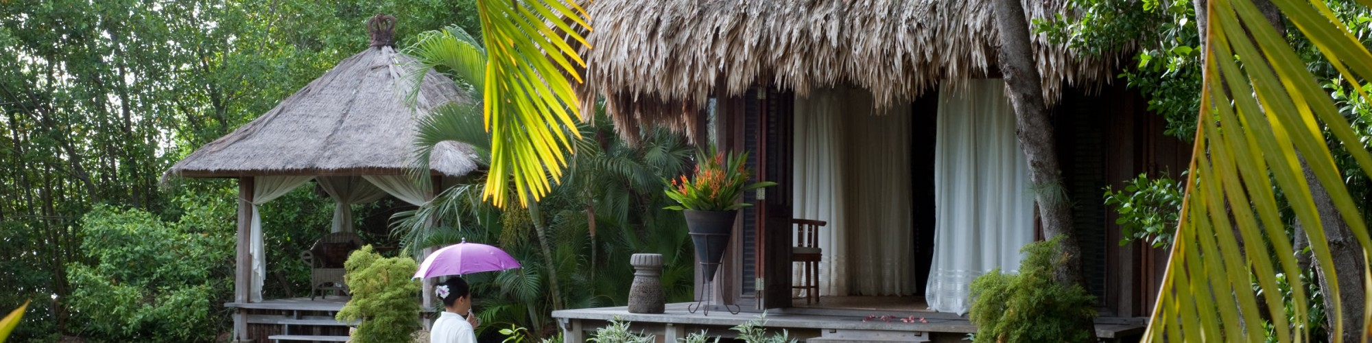 Belize - Placencia - Turtle Inn - Spa
