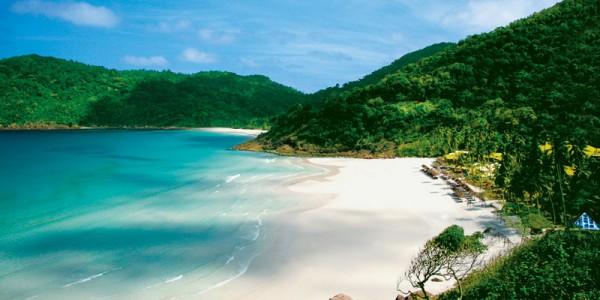 Malaysia - Kuala Terengganu (East Coast) - The Taaras Beach & Spa - Beach