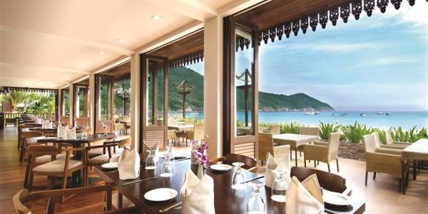 Malaysia - Kuala Terengganu (East Coast) - The Taaras Beach & Spa - Restaurant