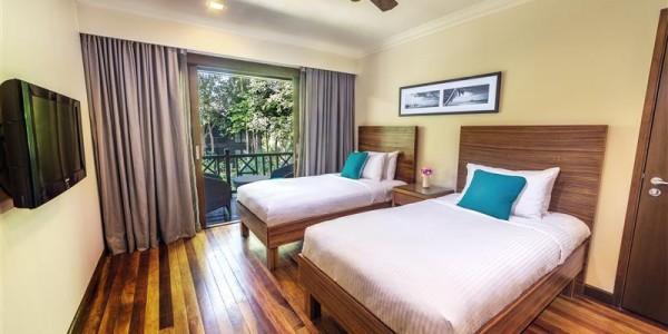 Malaysia - Kuala Terengganu (East Coast) - The Taaras Beach & Spa - Room
