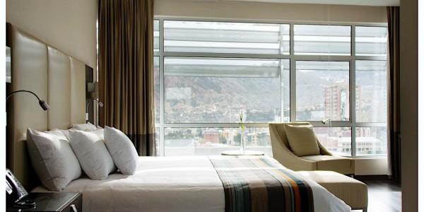 Bolivia - La Paz - Casa Grande - Room2