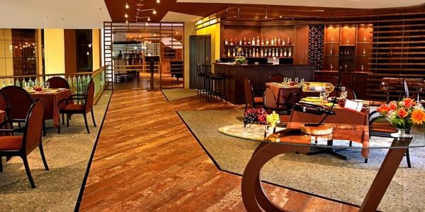 Bolivia - La Paz - Hotel Europa - Restaurant2