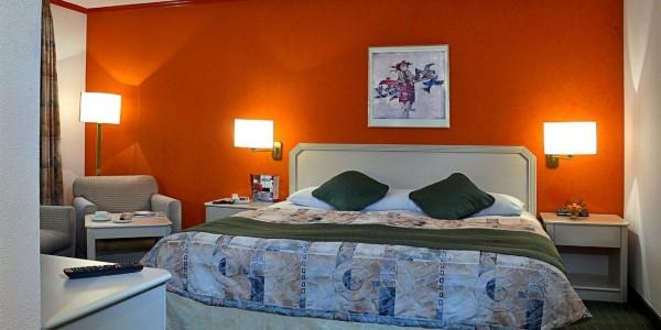 Bolivia - La Paz - Hotel Europa - Room