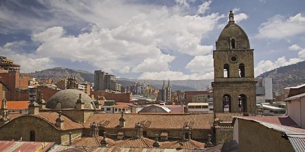 Bolivia - La Paz - La Casona - City