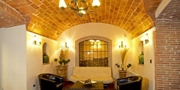 Bolivia - La Paz - La Casona - Lounge
