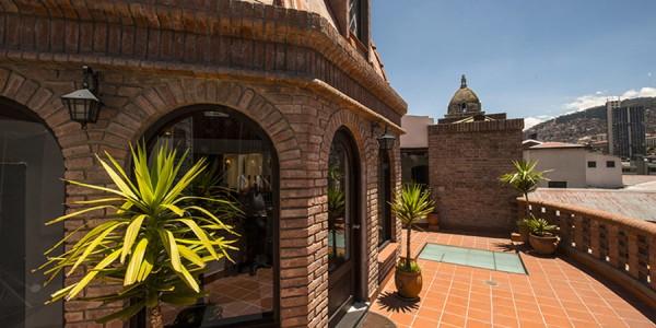 Bolivia - La Paz - La Casona - Overview