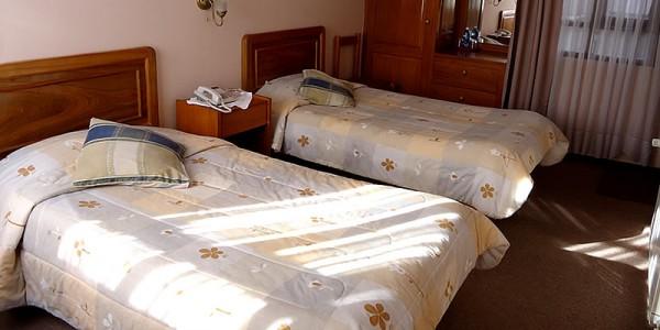 Bolivia - Potosi - Hostal Libertador - Room
