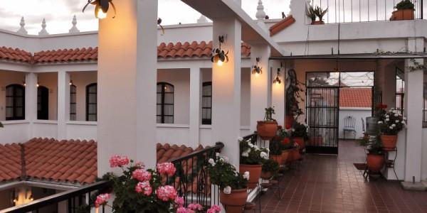 Bolivia - Sucre - Mi Pueblo Samary - Outside