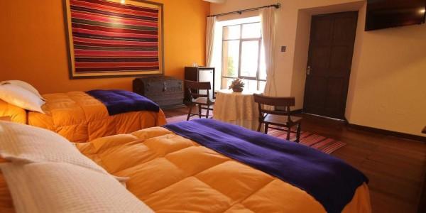 Bolivia - Sucre - Mi Pueblo Samary - Room