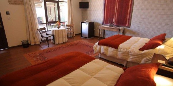Bolivia - Sucre - Mi Pueblo Samary - Room2