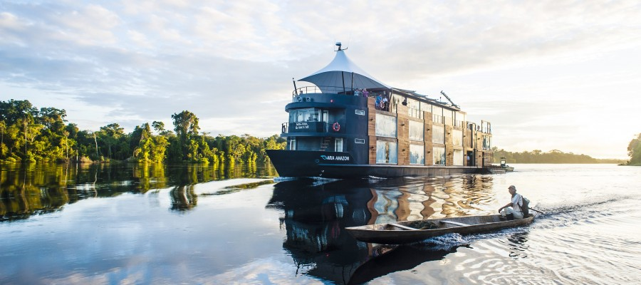 Peru - The Amazon Rainforest - MV Aria Cruise - Overview