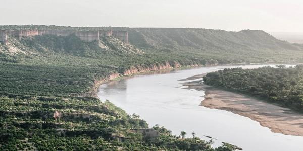 Zimbabwe - Gonarezhou National Park - Landscape