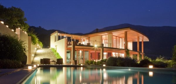Chile - Winelands of Chile - Clos Apalta Residence - Overview