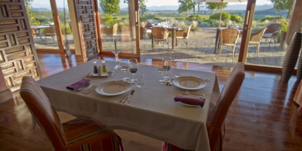 Chile - Winelands of Chile - Clos Apalta Residence - Restaurant