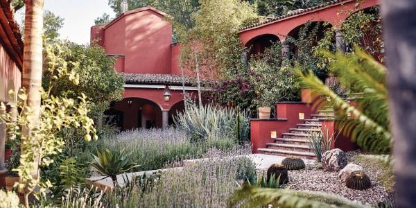 Mexico - Colonial Heartlands - Casa de Sierra Nevada - Garden