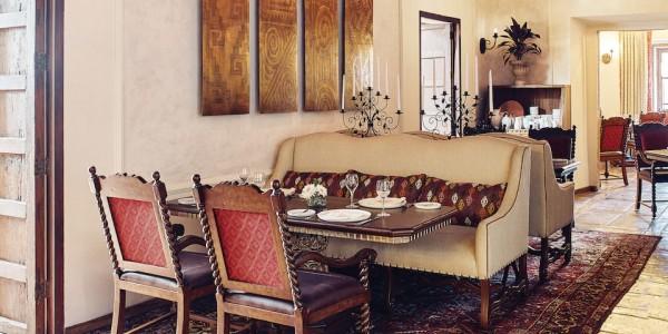 Mexico - Colonial Heartlands - Casa de Sierra Nevada - Restaurant