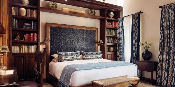 Mexico - Colonial Heartlands - Casa de Sierra Nevada - Superior Room