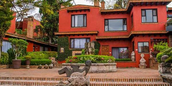 Mexico - Colonial Heartlands - Villa Montana - Overview