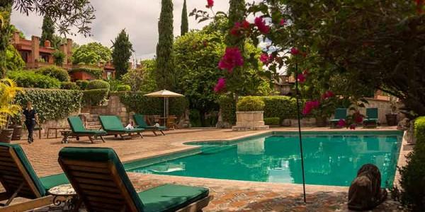 Mexico - Colonial Heartlands - Villa Montana - Pool