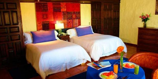 Mexico - Colonial Heartlands - Villa Montana - Room
