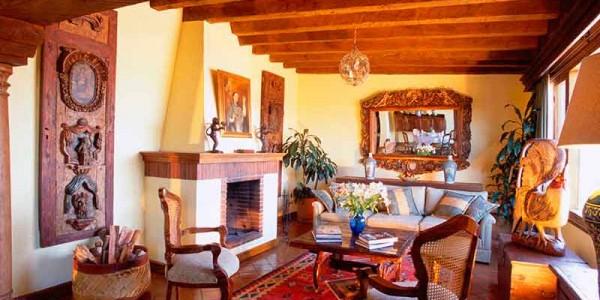 Mexico - Colonial Heartlands - Villa Montana - Room2
