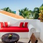 Mexico – Riviera Maya – Esencia – Room Roof