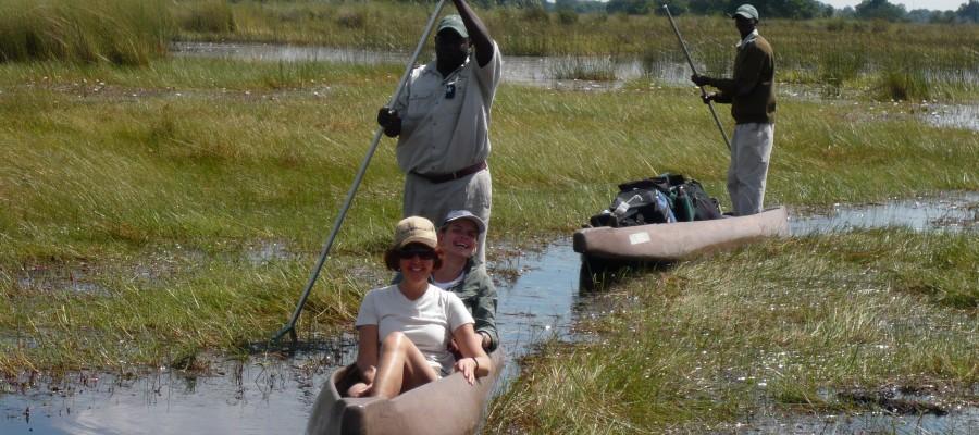 Botswana Educational May 2008 118 Linyanti Marshes