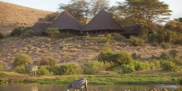 Kenya - Amboseli - Tortilis Camp - Overview