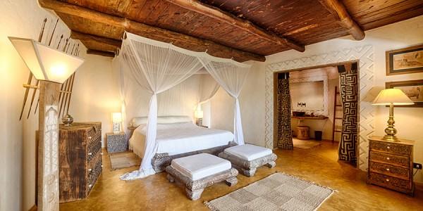 Kenya - Kenya Coast - Alfajiri Villas - Beach Villa Room