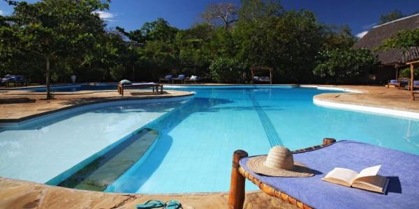 Kenya - Kenya Coast - Kinondo Kwetu - Pool