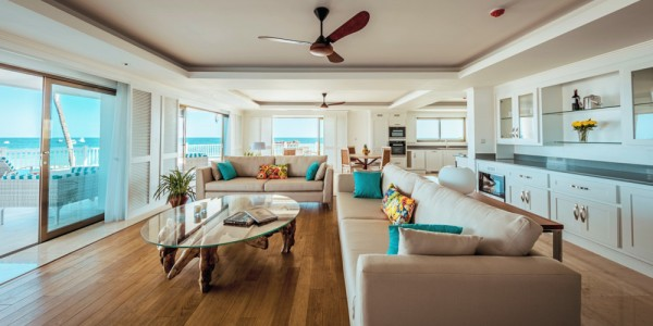 Kenya - Kenya Coast - Hemingways Watamu - 4 Bedroom Penthouse
