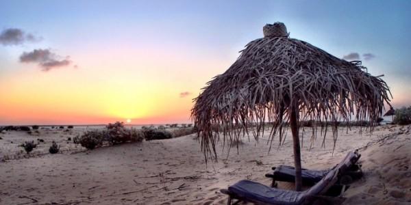 Kenya - Kenya Coast - Kizingo Lamu - Beach