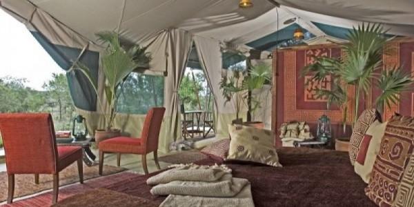 Kenya - Laikipia - Kicheche Laikipia Camp - Tent