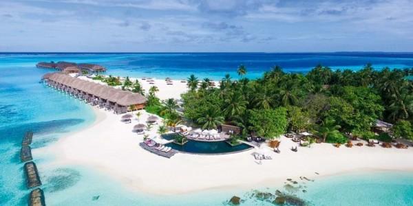 Maldives - Constance Moofushi - Aerial View