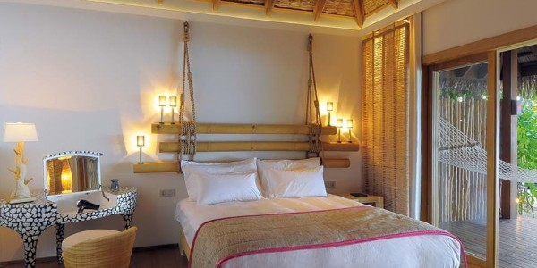 Maldives - Constance Moofushi - Bedroom