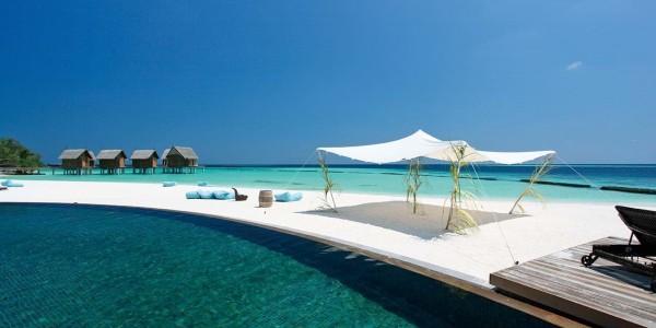 Maldives - Constance Moofushi - Pool