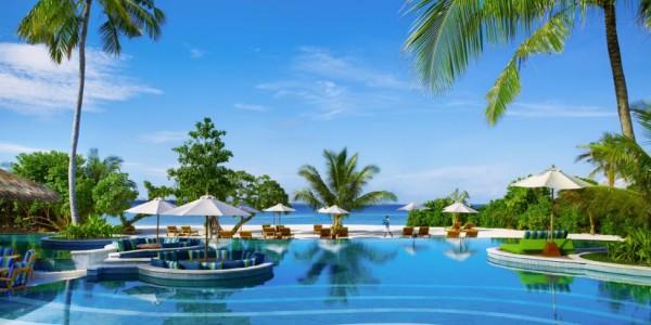 Maldives - Six Senses Laamu - Pool