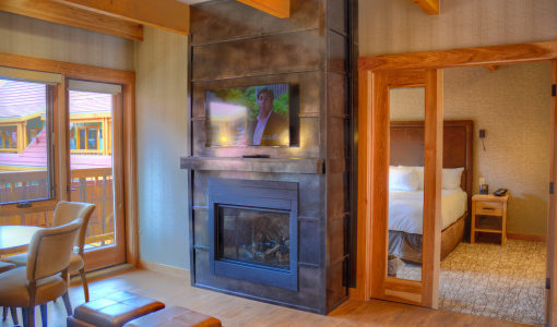 Canada - Canadian Rockies - Moose Hotel & Suites - Room