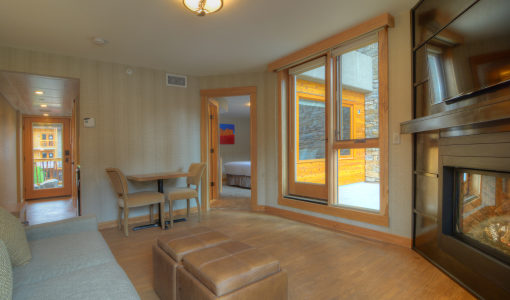 Canada - Canadian Rockies - Moose Hotel & Suites - Superior One Bedroom Suite
