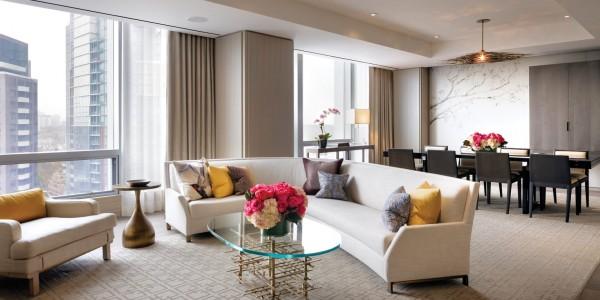 Canada - Niagara Falls - Four Seasons Hotel Toronto - Bellair Suite