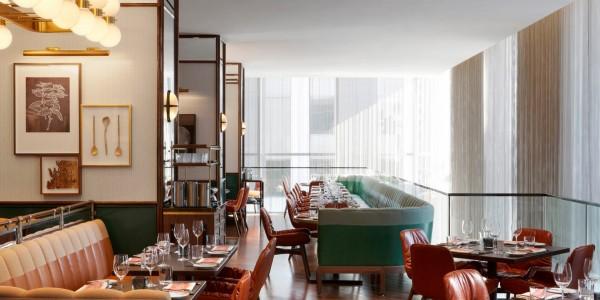 Canada - Niagara Falls - Four Seasons Hotel Toronto - Cafe
