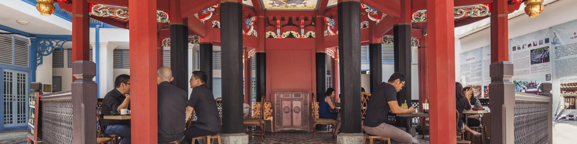 Chinatown credit Singapore tourist board