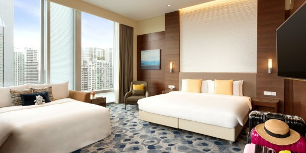Hotel Jen Orchardgateway Singapore - Family Room - 1127120