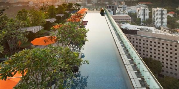 Hotel Jen Orchardgateway Singapore - Pool - Day - 1127088