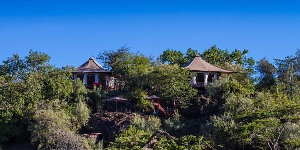 Kenya - Masai Mara - Hemingways Ol Seki Mara Camp - Overview