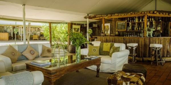 Kenya - Masai Mara - Little Governors Camp - Bar