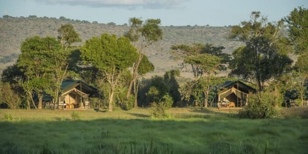 Kenya - Masai Mara - Little Governors Camp - Camp